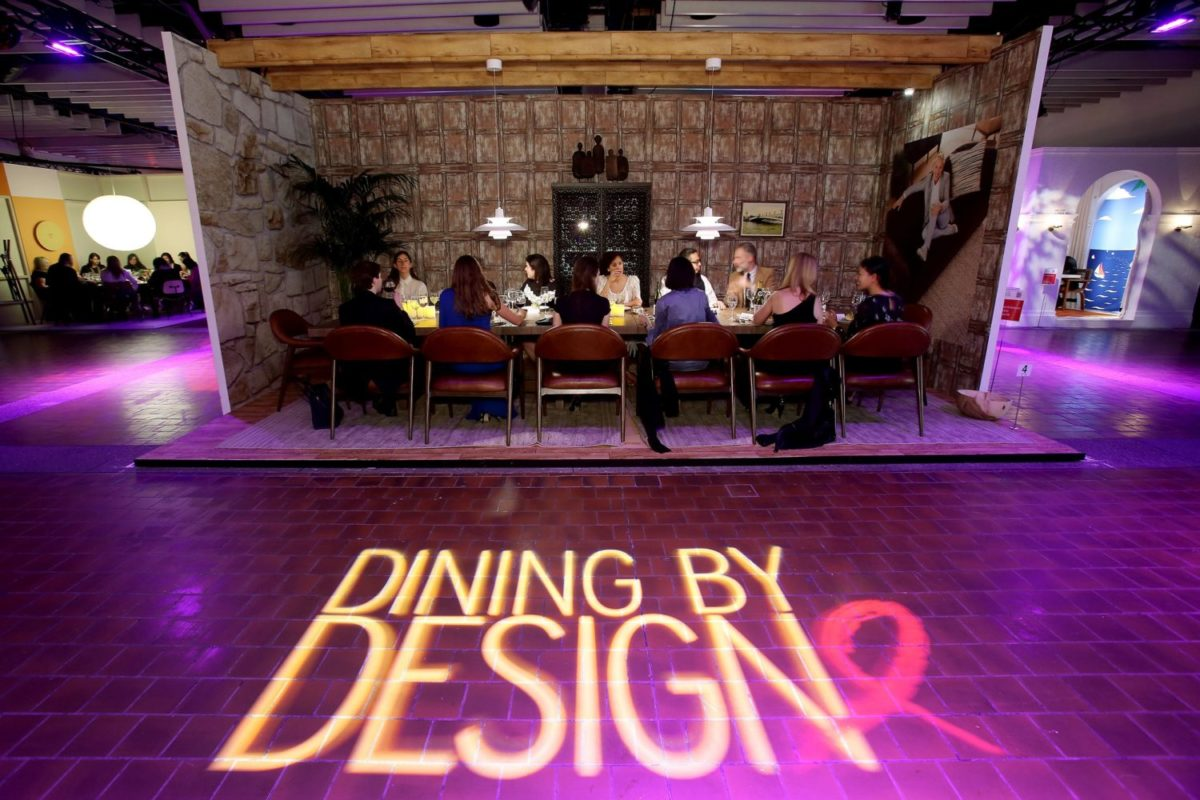 Diffa Design Industries Foundation Fighting Aids Dining By Design